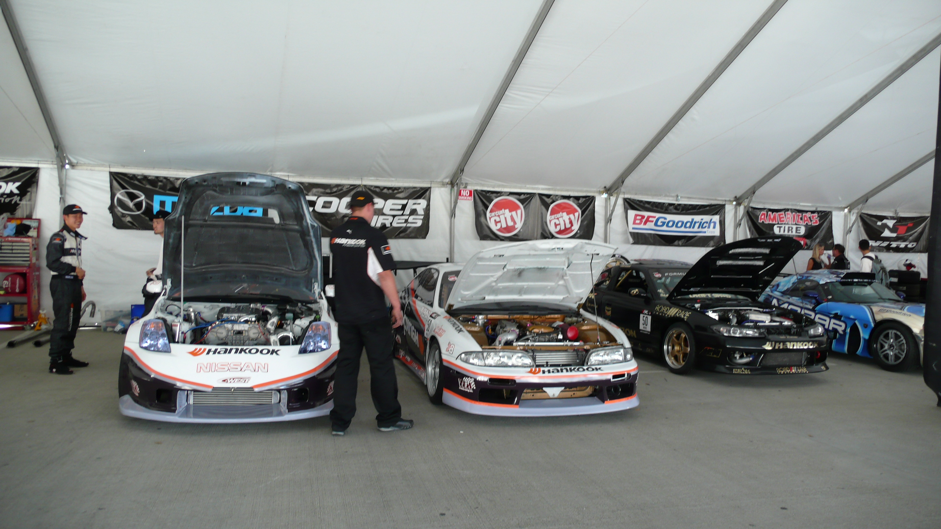 Team Drift Pits