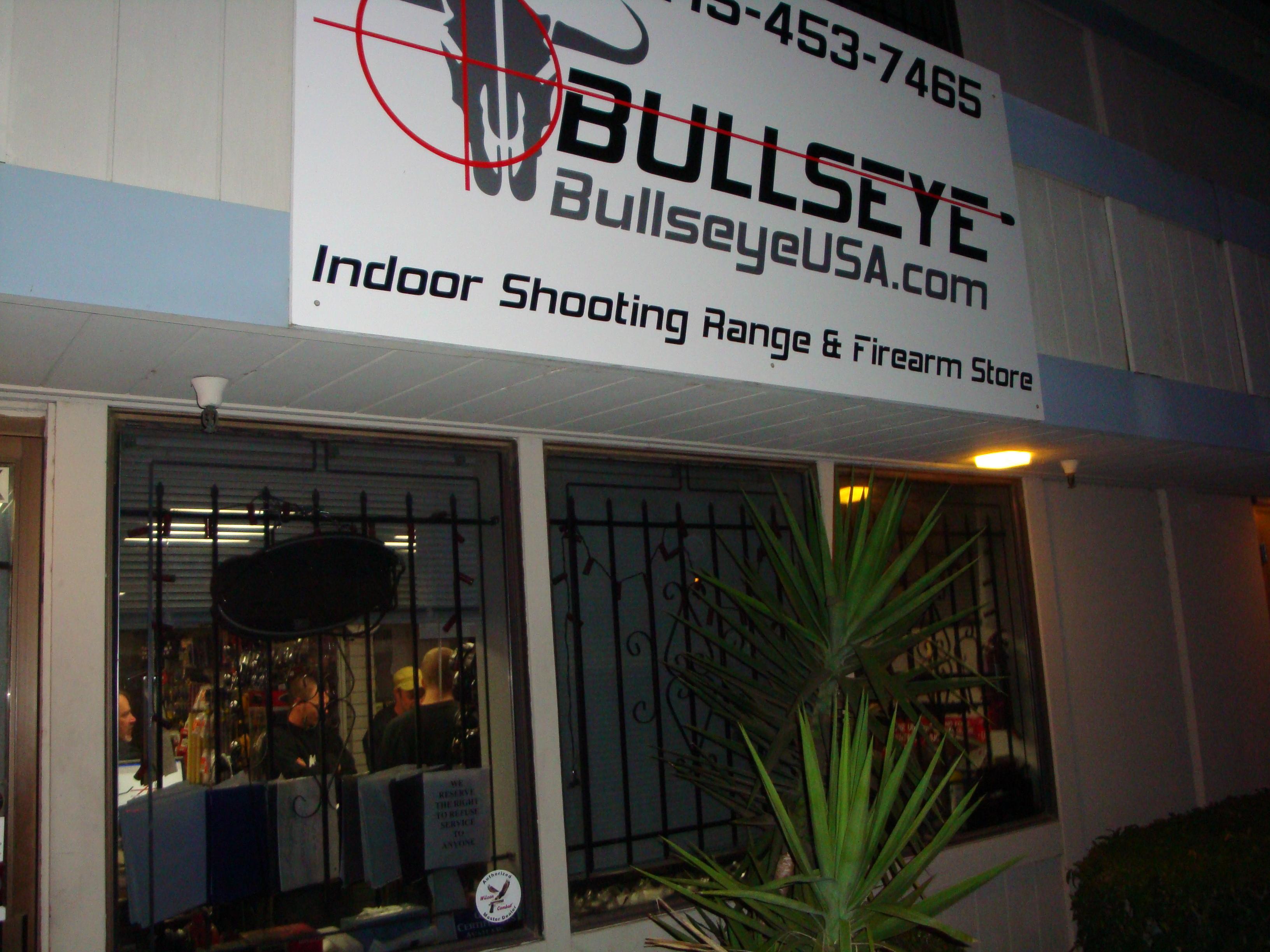 bullseye-shooting-range
