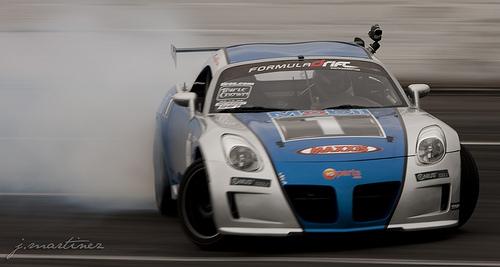 Ryan Tuerck Gardella Racing Pontiac Solstice
