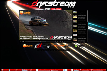 Drift Stream 2010