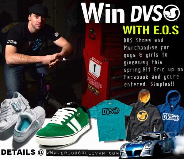 DVS x EOS Contest