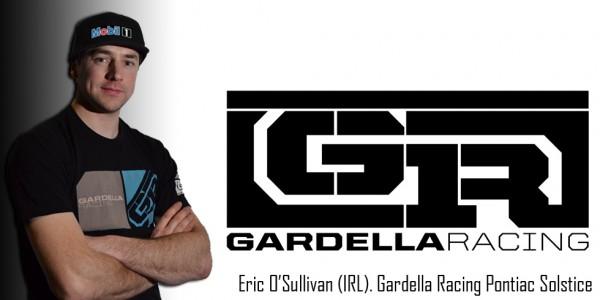 Eric O'Sullivan X Gardella Racing