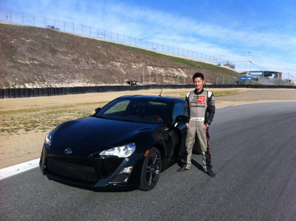 Confirmed: Ken Gushi to Drift the Scion FR-S in 2012