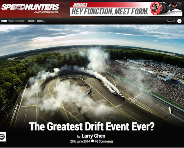 Speedhunters - The Greatest Drift Event Ever