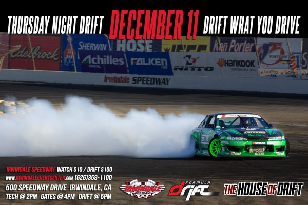 December 11th Drift
