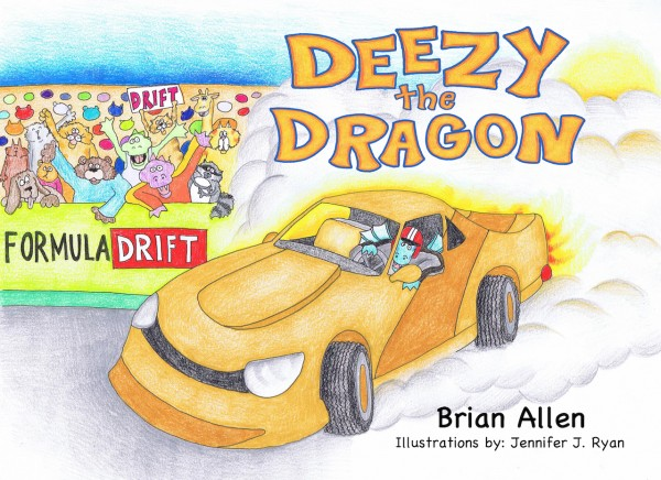 Deezy Dragon (cover) High Res