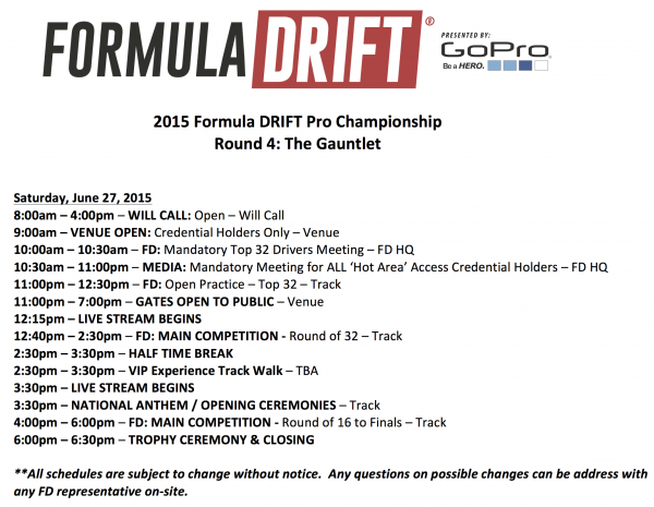 RD4 - Schedule of Events_6.26.15